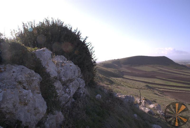 Il proto-nuraghe Sa Corona di Villagreca