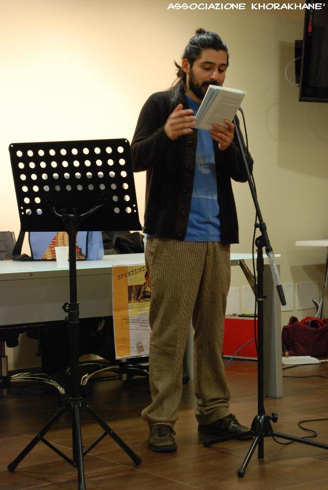 I reading di Spuntini Letterari (2010-11). Galleria Fotografica