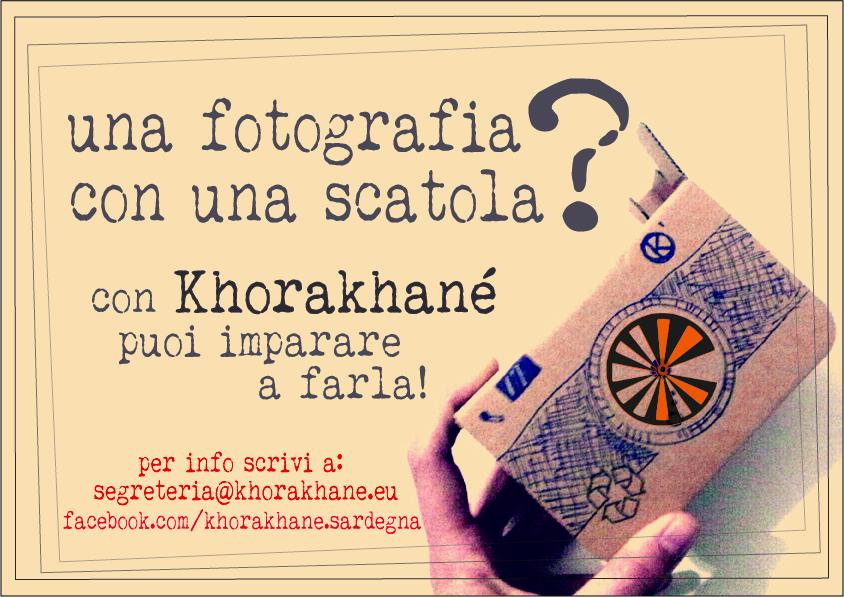 Khorakhané presenta la fotografia stenopeica