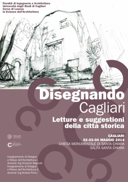Disegnando Cagliari. La città svelata dai disegni degli studenti di architettura