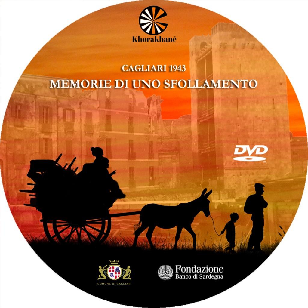 Book Cover: Cagliari 1943. Memorie di uno sfollamento