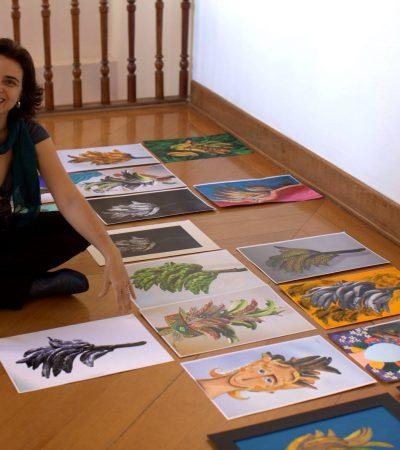 Luoghi Inauditi. Raquel Fayad vivrà a Nuraminis per una settimana