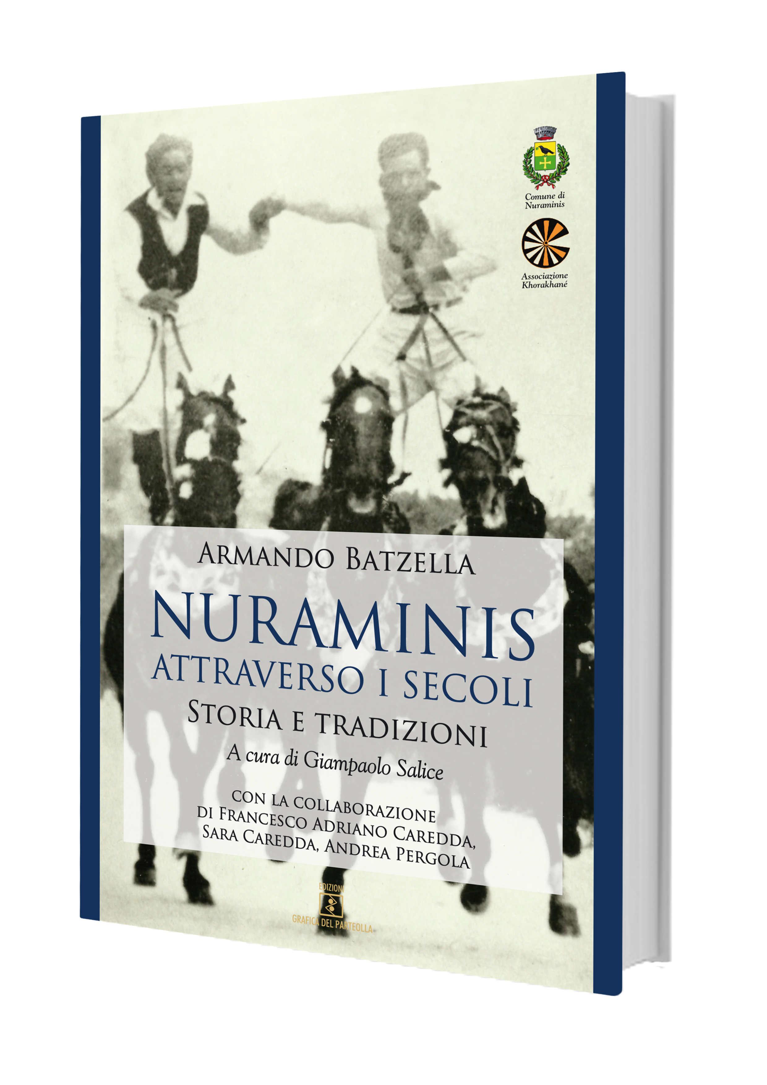 """Presentazione di """"Nuraminis attraverso i secoli"""", il libro che racconta la storia millenaria di un territorio tutto da scoprire"""