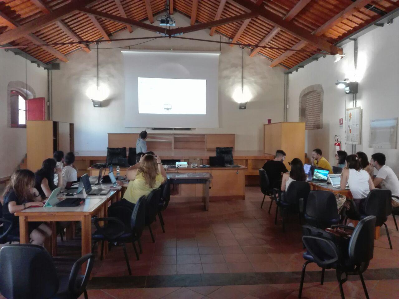 A Nuraminis e Villagreca un campo estivo di storia digitale e… pubblica!