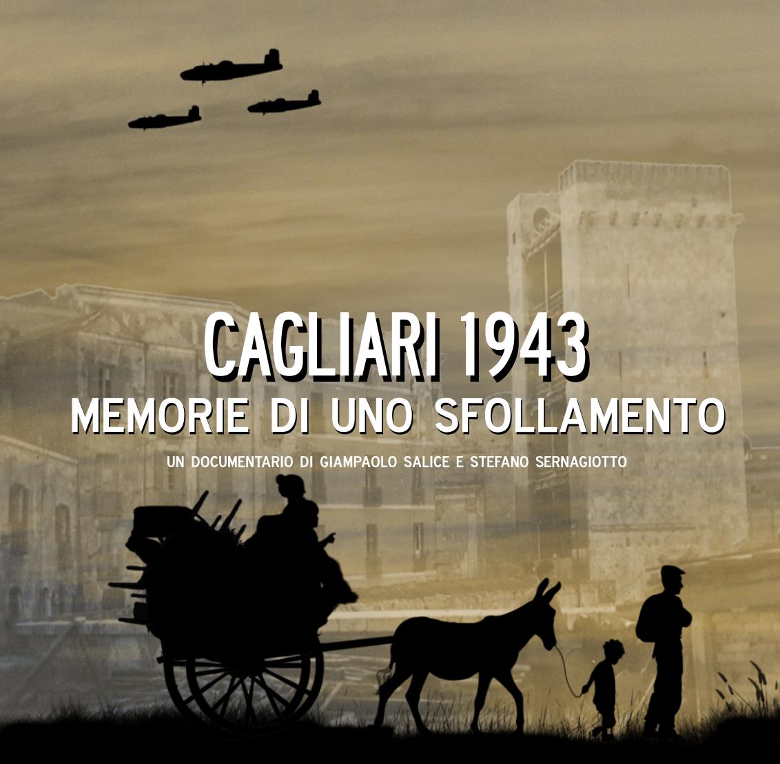 Cagliari 1943. Online il documentario che racconta lo sfollamento dei cagliaritani